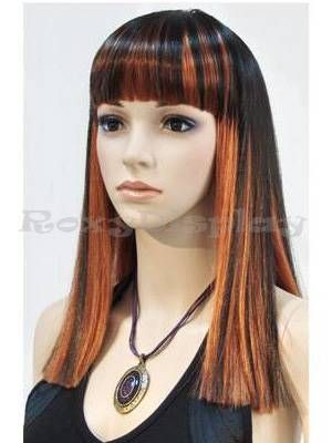 Female Wig Mannequin Head Hair for Mannequin #WG 12E