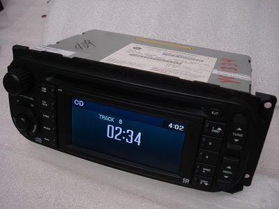Chrysler Dodge Jeep Navigation GPS Radio CD Player DVD RB1 03 04 05 06